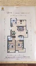恒祥龙泽城(龙泽城)3室 2厅 2卫68万元