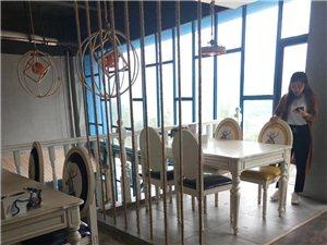 顺城宜境520平餐馆设备齐全出租9166元/月