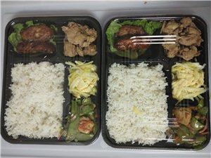 快餐盒飯便當外賣
