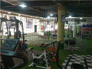 会东魅影私人健身工作室?专属于您的锻炼空间