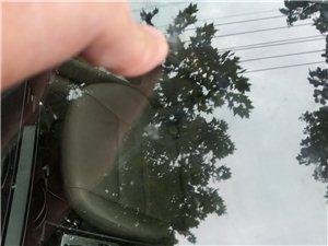 美国进口设备修复汽车挡风玻璃各种破损