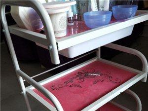 处理美容店床,吧台,展示柜等用品