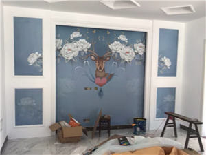 專業壁紙施工