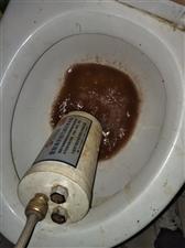 清洗地暖 ,换分水器