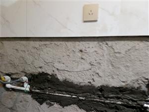 维修水电下水道取断丝。