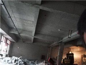 专业拆除改造房屋砸墙