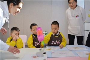 ING少儿国际英语学校