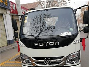 3米8平板货车承接各类运输