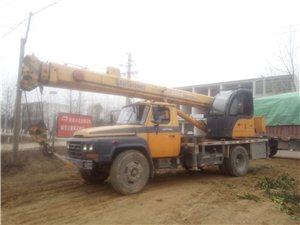 8噸一25噸吊車出租