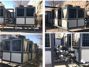 煤改电工程空气能热泵采暖、热水、制冷
