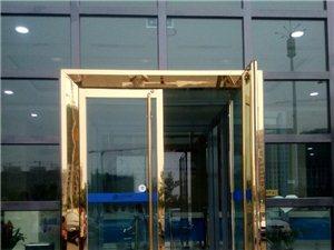沂水安装维修卷帘门,车库门电动门,玻璃门肯德基门