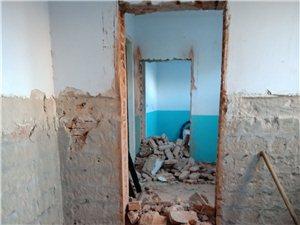 地面切割墙体开口水钻打眼