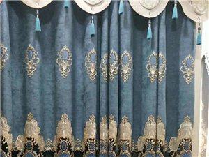 窗帘?#34903;?#22681;布背景壁画