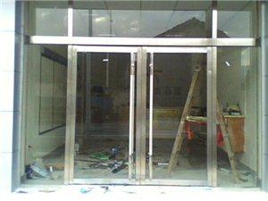 沂水安装维修卷帘门,车库门,电动门,玻璃门,伸缩门