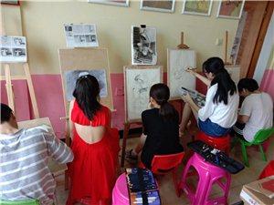 美术暑假班,素描,书法,国画,油画,动漫插图