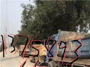 農用自卸貨車出租、拉土 拉沙 拉磚