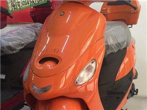 金轮踏板摩托车
