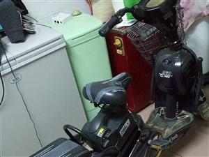 踏浪电瓶车,电瓶新的,看图。