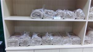 新场麦麸面条200斤又只剩几把了!见图…手拍…