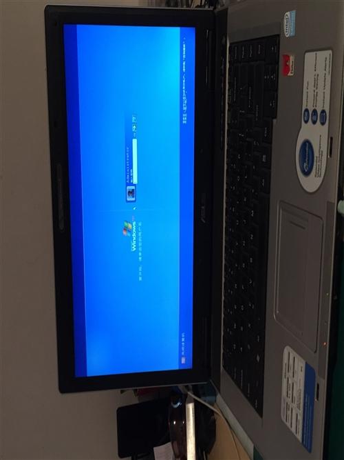 出售闲置华硕X53L笔记本电脑一台
