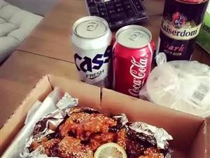 街头韩式炸鸡(配料韩国进口)