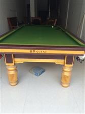 出售二手台球桌