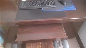 出售高档实木电脑桌