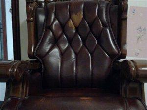 出售真皮老板椅