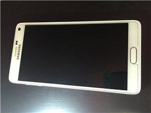 出售自用三星note4手机一部,无毛病,无维修