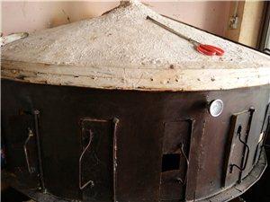 自制烤爐,純正碳烤爐魚,真正的做到無油煙!