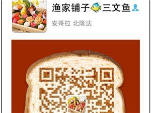 三文鱼微店开业啦