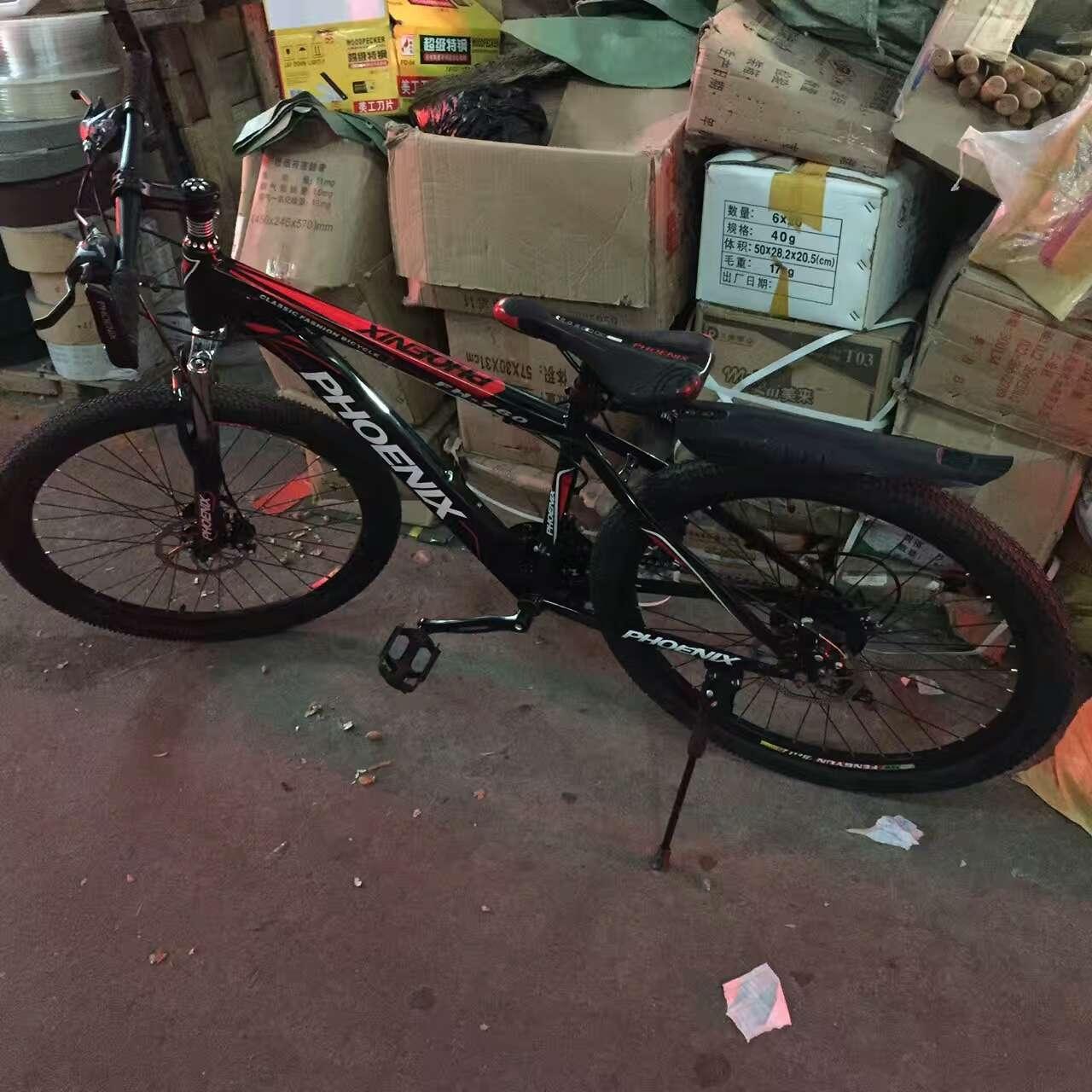 全新凤凰(Phoenix)自行车山地车