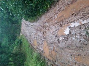 二十多年的烂泥路要走到何时