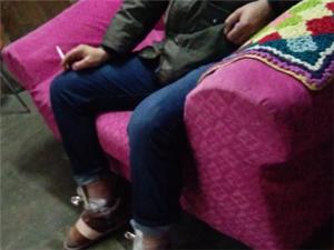 寻找严重脚气手癣灰指甲患者