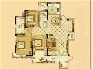 首付五万,剩下全贷,4层电梯花园洋房,均价不超8000,最后两套