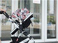 出售二手佳多美高景观婴儿推车,可坐可躺
