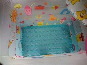 出售全新婴儿游泳池