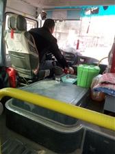 通许城乡公交司机的行为