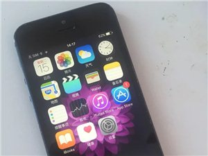 自用闲置国行苹果5手机