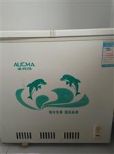 出售8成新澳柯玛冰柜一台