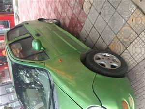 二手奇瑞QQ三缸老年电动车可上牌