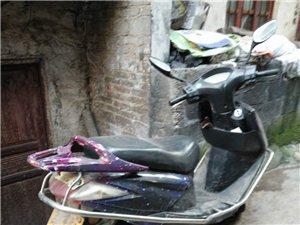 125踏板车