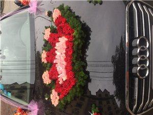 本車隊承接婚慶所用婚車奧迪A6車系
