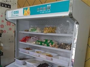 九成新点菜柜出售,