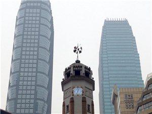 行走在重庆