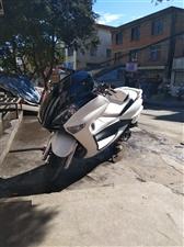 踏板摩托车巡航舰t3(上网可查)