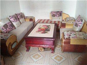 沙发加茶几整套出售