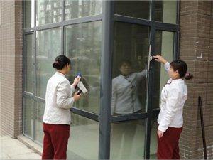 專業擦玻璃 室內保潔 價格合理