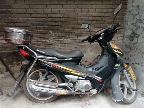 二手摩托车一辆出售