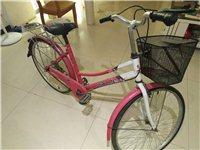 出售7成新自行車兩輛,也可只選購一輛